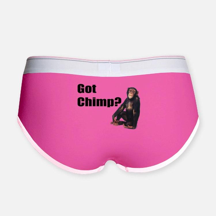 Got Chimp Women's Boy Brief