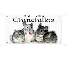 Chinchillas Banner