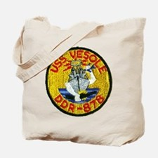 USS VESOLE Tote Bag