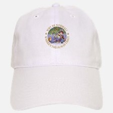 MAD HATTER - WHY BE NORMAL? Baseball Baseball Cap