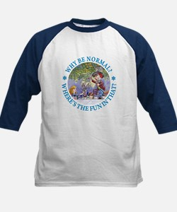 MAD HATTER - WHY BE NORMAL? Tee
