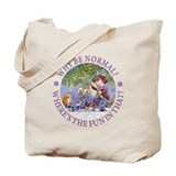 Alice in wonderland Totes & Shopping Bags