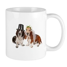 Basset Wedding Mug