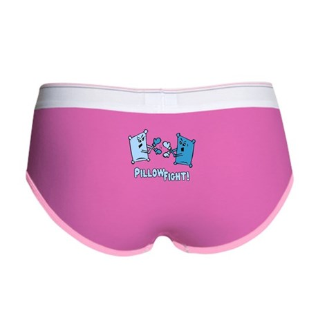 Pillow Fight Women's Boy Brief