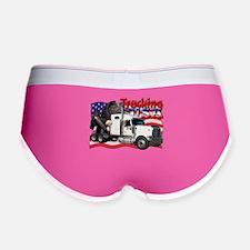 Trucking USA Women's Boy Brief