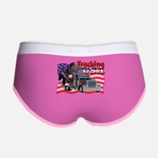 Trucking USA Women's Boy Brief