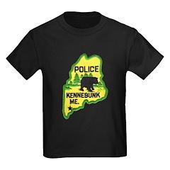 Kennebunk Maine Police T
