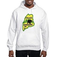 Kennebunk Maine Police Hoodie