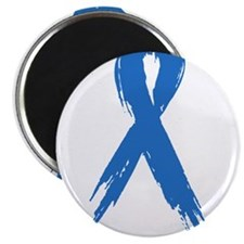 "Blue Ribbon 2.25"" Magnet (100 pack)"