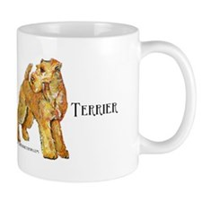 Irish Terrier Profile Mug