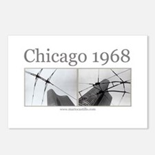 Chicago 1968 Postcards (Package of 8)