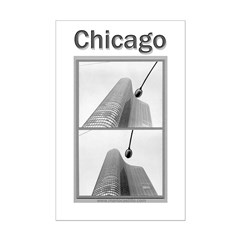 Chicago Lights Posters