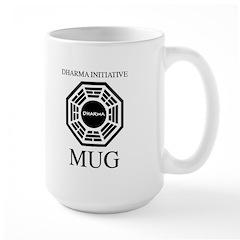 Dharma Mug Large Mug