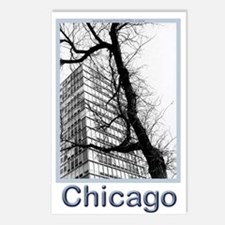 Chicago High-rise Postcards (Package of 8)