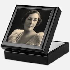 Agatha Christie Keepsake Box