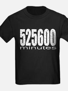 525600 Minutes T