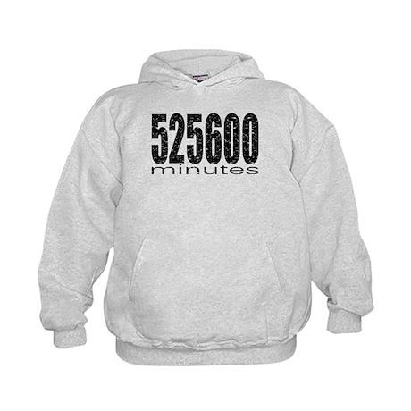 525600 Minutes Kids Hoodie