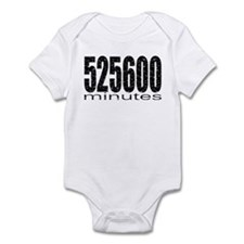 525600 Minutes Infant Bodysuit