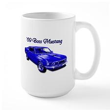 '69 Boss Mustang Mug