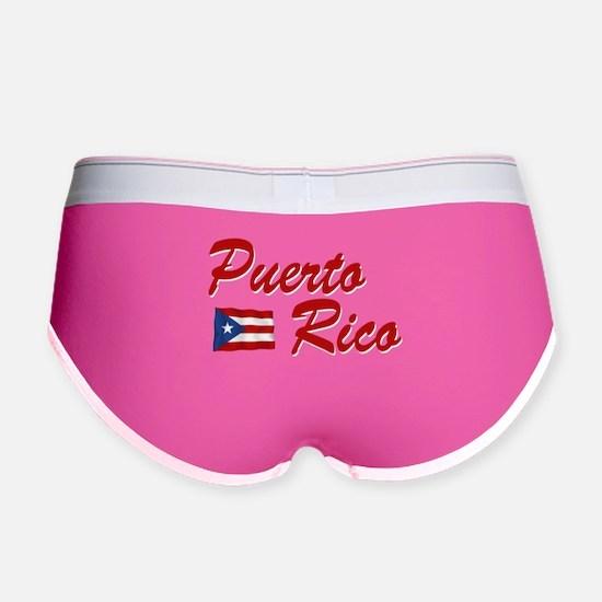 Puerto rican pride Women's Boy Brief