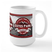 Estes Park Red Mug