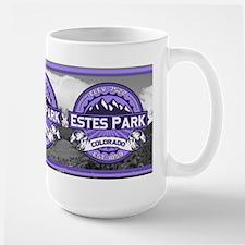 Estes Park Purple Mug