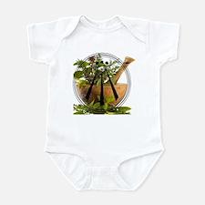 Funny Druid Infant Bodysuit