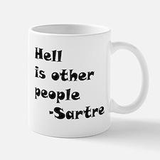 Hell is Other People Mug