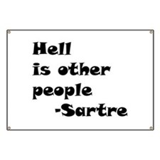 Hell is Other People Banner