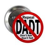 Red Slash Repeal DADT Button