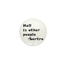 Cute Hell Mini Button (100 pack)