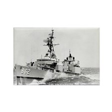 USS VOGELGESANG Rectangle Magnet (100 pack)