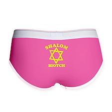 Shalom Biotch Women's Boy Brief