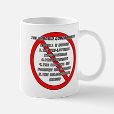 Anti-Masonic Mug