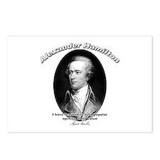 Alexander Hamilton 03 Postcards (Package of 8)