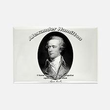 Alexander Hamilton 03 Rectangle Magnet