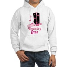 Country Star Hoodie