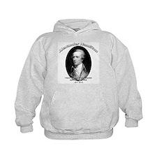 Alexander Hamilton 03 Hoodie