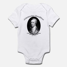 Alexander Hamilton 03 Infant Creeper