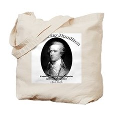 Alexander Hamilton 03 Tote Bag