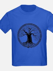 Celtic Wisdom Tree I.V. T