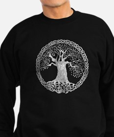 Celtic Wisdom Tree I.V. Sweatshirt