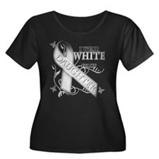 I Wear White for my Daughter T