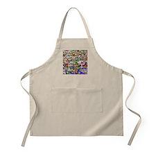 1 Million Pixels  BBQ Apron