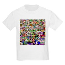 1 Million Pixels  Kids T-Shirt