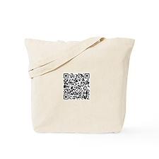 Lose the Game QR Tote Bag
