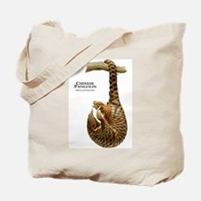 Chinese Pangolin Tote Bag