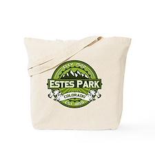Estes Park Green Tote Bag