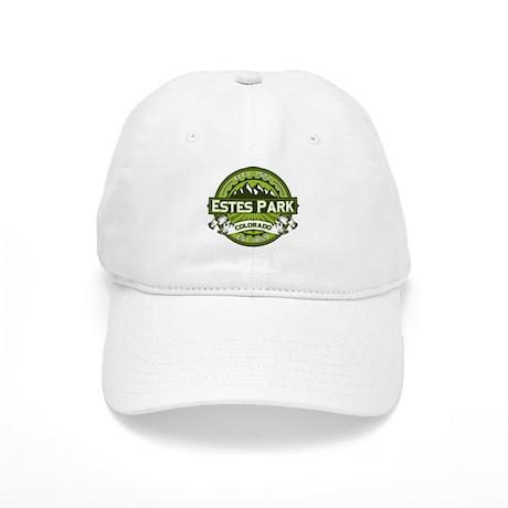Estes Park Green Cap