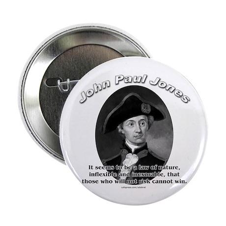 """John Paul Jones 02 2.25"""" Button (100 pack)"""